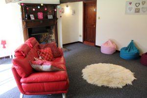 The Young Person's area in Willowhurst, Preston