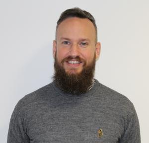 James Lucas, Residential Manager of Willowhurst