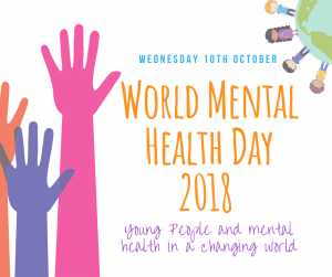 World Mental Health Day -2018-CareinMind-Stockport