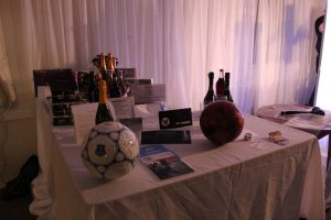 Christmas Party - Care in Mind - Auction and Raffle - Stockport