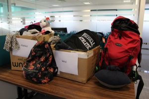 The Wellspring Rucksack Appeal all items - Care in Mind - Stockport