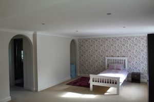 One of Cherryhurst's 5 bedrooms