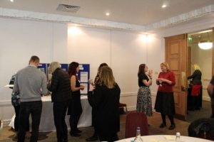 Networking/Coffee Break at Care in Mind's Educational Event in March 2019