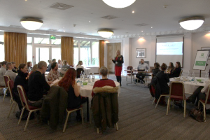 Welcome and Introductions to Care in Mind's Educational Event in March 2019