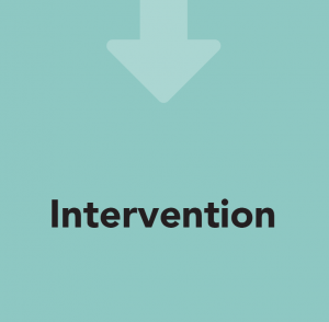 Care in Mind's Care Pathway: Step 3 - Intervention