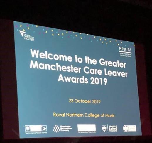 GM Care Leaver Awards